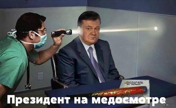 Янукович, скорее всего, не понимает всю сложность своего положения, - экс-нардеп - Цензор.НЕТ 1400