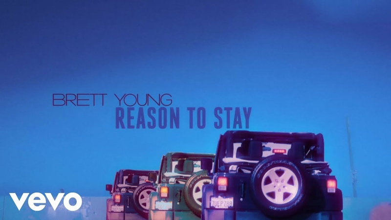 Brett Young - Reason To Stay (Lyric Video)