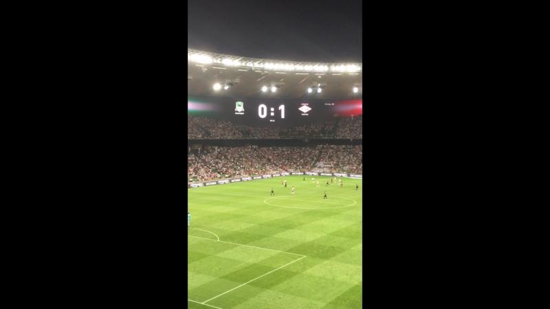 Победный гол на последних минутах! 1-0