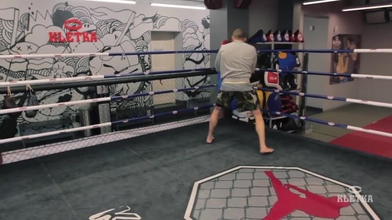 Бой с тенью в боксе — программа тренировки по боксу от Андрея Басынина_HD