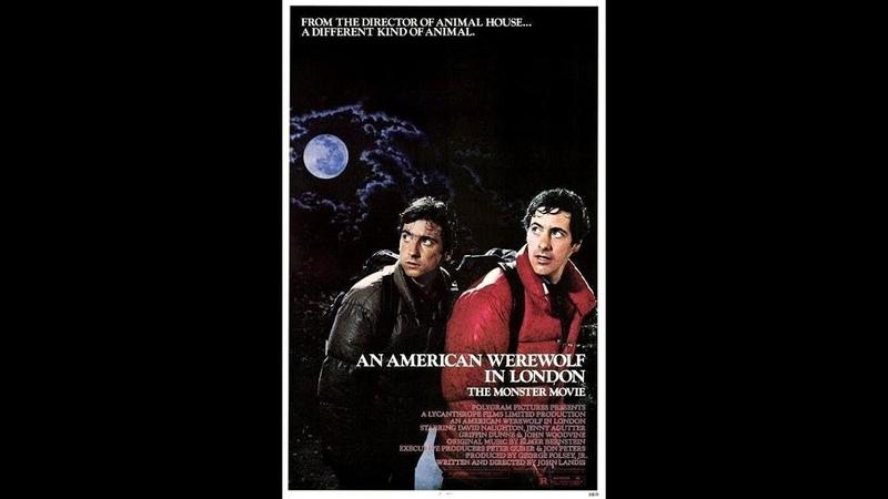 Descargar por Mega Un hombre lobo americano en Londres (1981) 1080p Latino - Link en Descripción