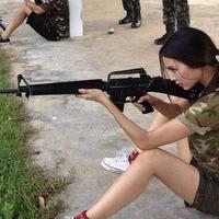 Анкета Ульяна Алиева