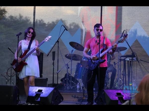 Metameria (г. Херсон)-Live (г. Херсон,28 июня 2018 года,фестиваль Рок над Дніпром)