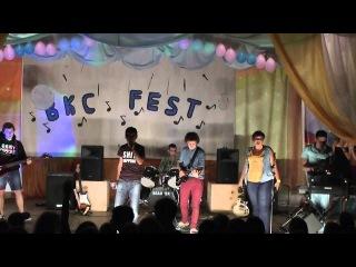 ВКС Лето 2013 Смена 6 Рок-Концерт (файл 19)