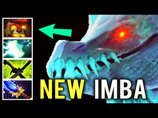 If You Feel Hot In Summer This Wyvern Can Help Cool by His Winter From Hell Godzhand007 Dota 2