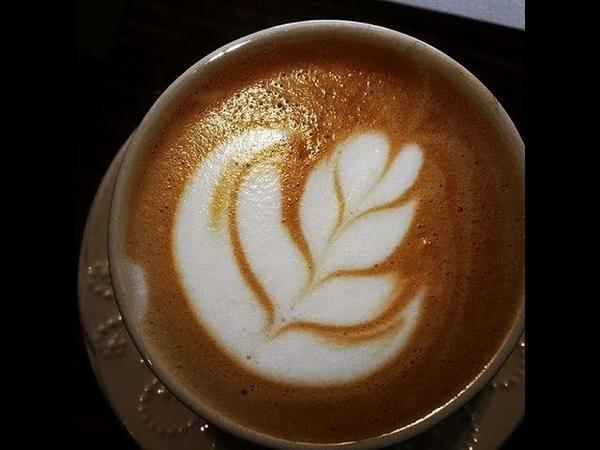 Khi mấy ông Barista đổ lầy (How to Make a Latte Art)