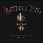Grateful Dead альбом Taft Auditorium, Cincinnati, Ohio, Oct. 30 1971