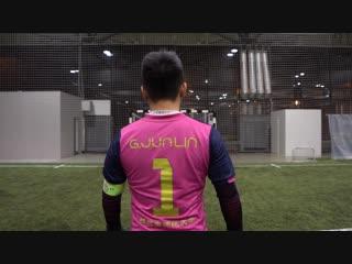 圣彼得堡中国留学生会足球赛宣传片
