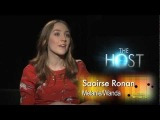 The Host Cast  No One Can Pronounce Saoirse's Name