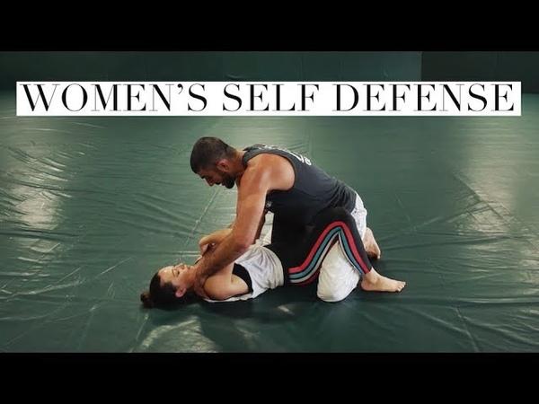 5 Choke Hold Defenses Women MUST Know | Self Defense | Aja Dang
