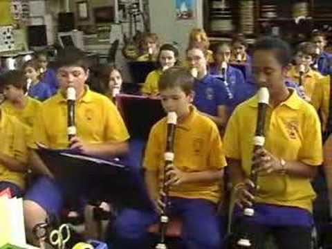 Gosnells Primary School Recorder Ensemble