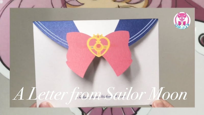 A Letter from Sailor Moon