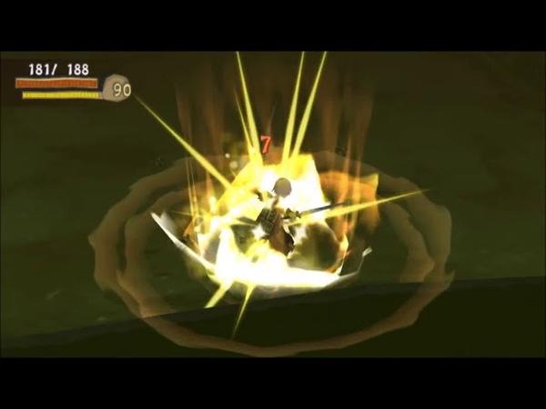 WMMC Radiata Stories ラジアータ ストーリーズ Ntsc-U Part 008 Dwarf Tunnel Exploration End