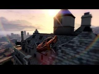 GTA 5 STUNTS - HIT A STUNT - [EPISODE 14]