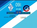 Динамо - СКА 3-0