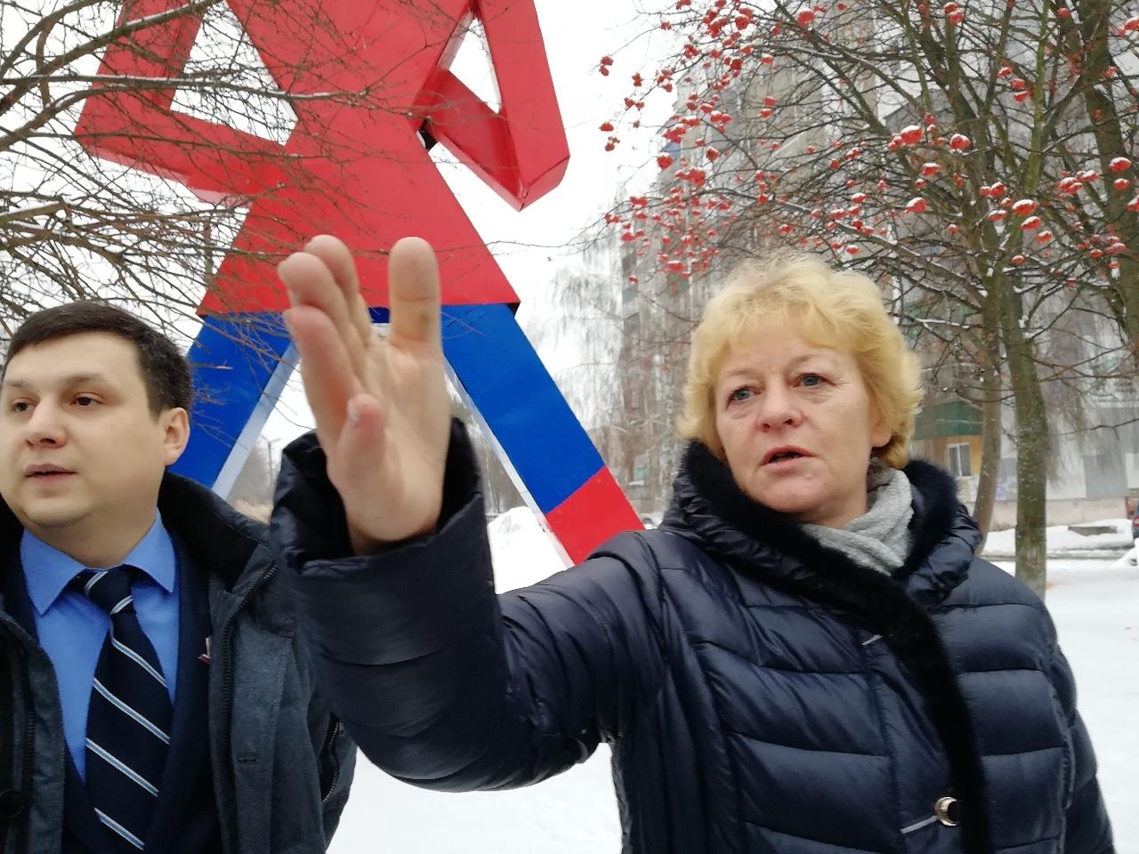 Ревизор из столицы вновь раскритиковала благоустройство Курска