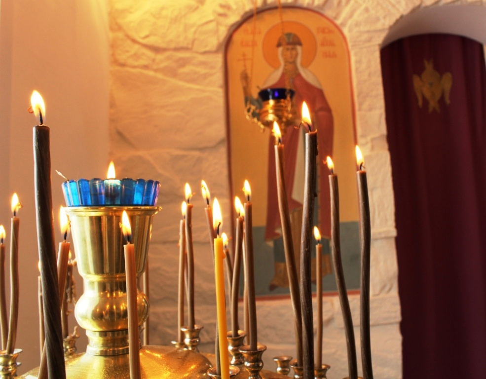 престольный праздник в п.Кирга
