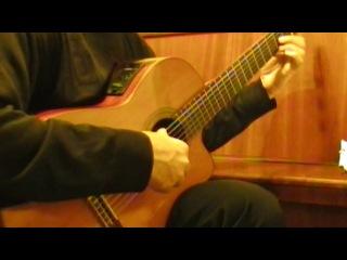 Кин-дза-дза!, для гитары соло
