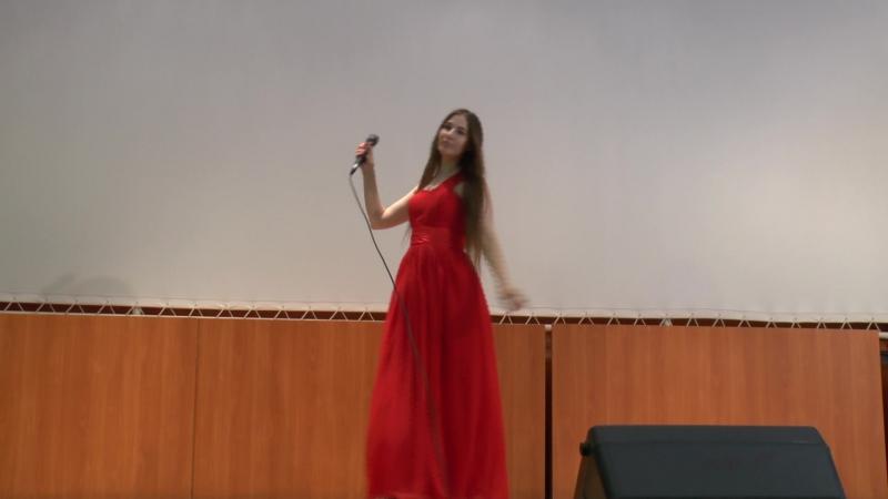 Песня Без твоей любви исп. автор Юлия Шаповалова -солистка Театра песни и ВЭШС ЭКСКЛЮЗИВ ЕКБ