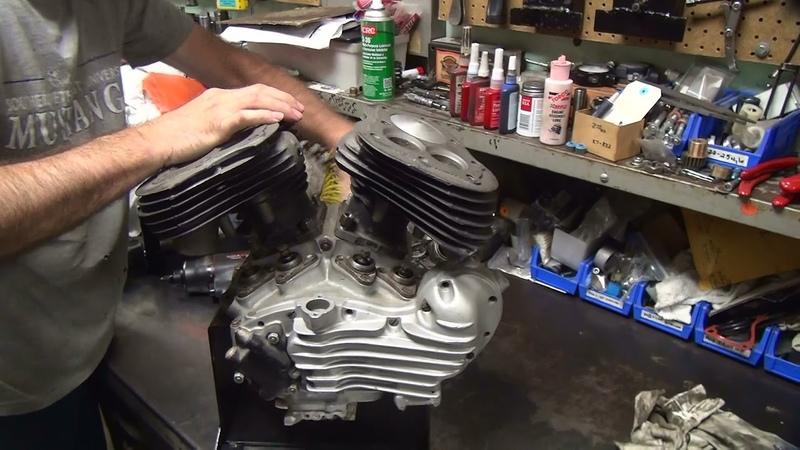 101 1942 wla stroker motor build mock up 45 wl flathead harley race hotrod by tatro machine