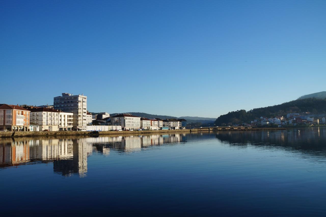 Атлантическое побережье Испании - Ноя