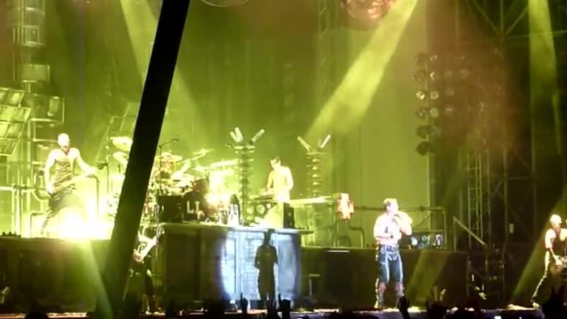 Rammstein - Sonne [Live At Berlin, Germany 2010]