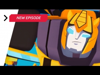 Transformers: Cyberverse — Chapter 1 Episode 2 «Memory»