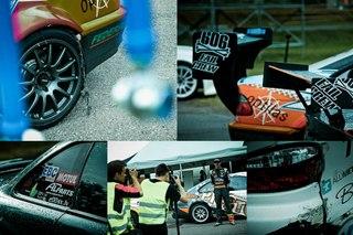 Эксклюзивный тизер с EEDC — Eastern European Drift Championship!