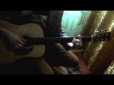 Тіна Кароль - Ніжно (cover) пісня під гітару(Тина Кароль)