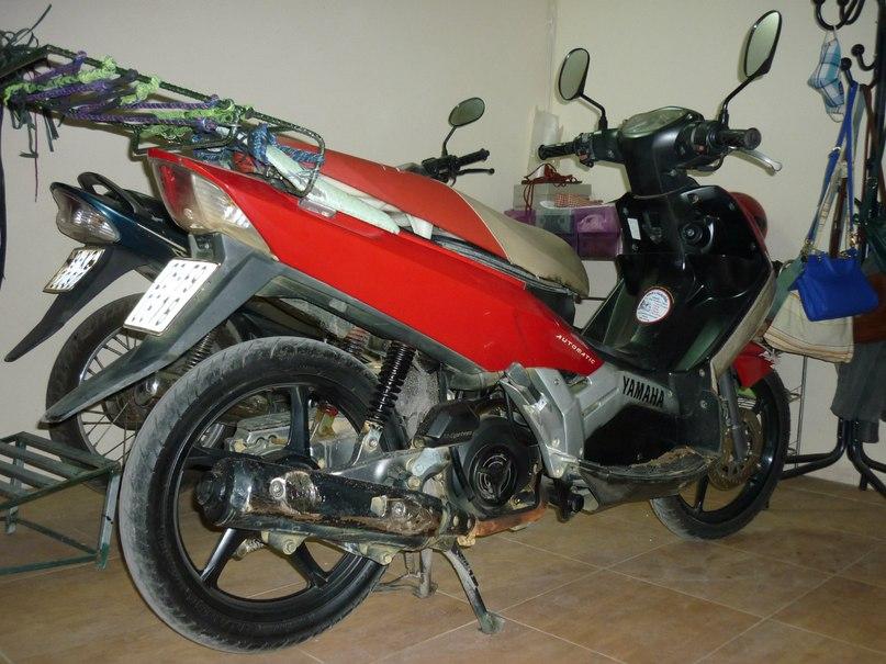 ПРОДАЮ мотобайк Yamaha Nouvo 2 (2004 г.в. 113 см. куб) Ru9Ns6_Qras