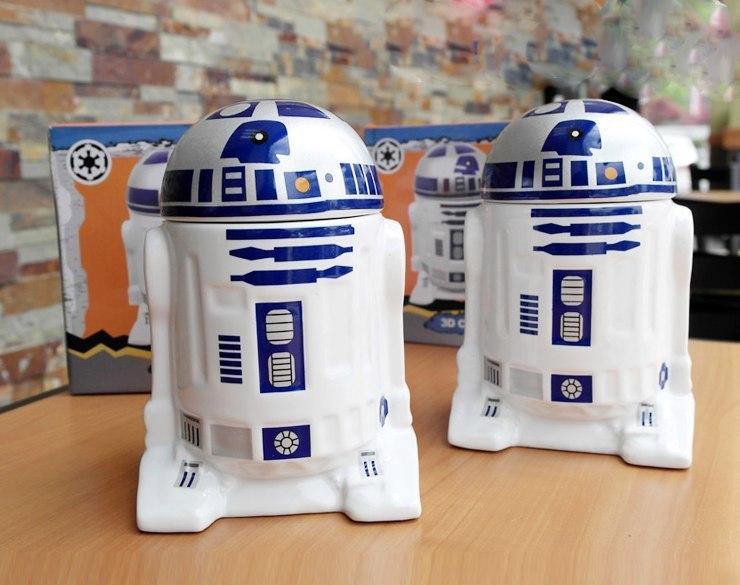Чашка R2-D2 -