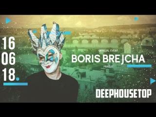 Deep House presents: BORIS BREJCHA at Bevip Prague 2018 boris new hits Exclusive Minimal Tech [DJ Live Set HD 720]