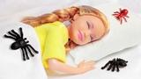 ПОКА СЕСТРА СПАЛА! Мультик куклы Барби, мама