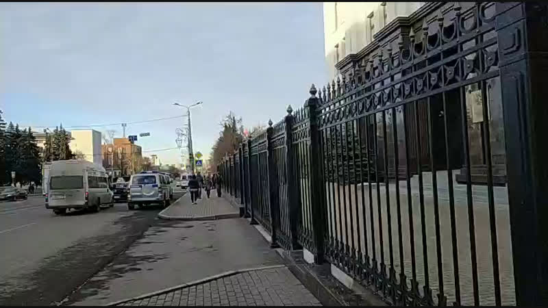 правительство Челябинска заминировали
