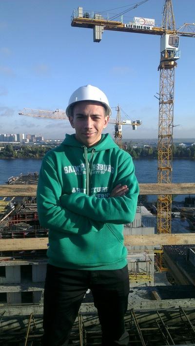 Ефим Тучин, 30 декабря 1994, Санкт-Петербург, id41867180