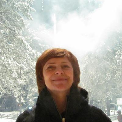 Светлана Килина, 1 февраля 1964, Санкт-Петербург, id2851630