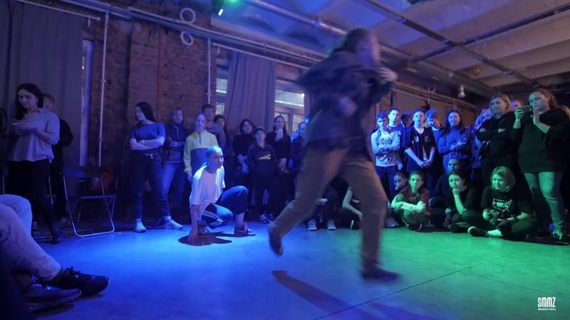 Klukva vs Любовь (14 FINAL) || Hip-Hop BEG. || PARTIYA BATTLE