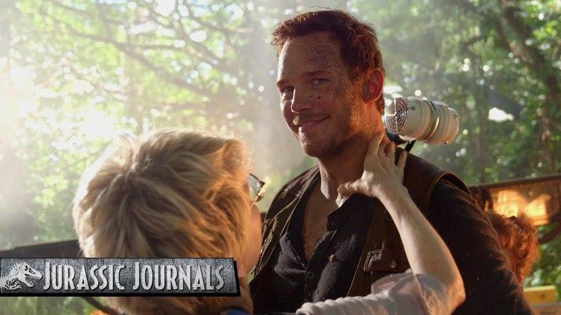 Chris Pratts Jurassic Journals Vivian Baker