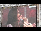 Conchita Wurst - Gay pride Closing festival Antwerp 10.08.2014