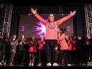 Macumba dance fitness ItsConvention 2017 con Max Imperoli Gianluca e Valentina