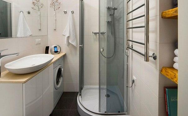 12 идей, как улучшить маленькую ванную комнату прямо сейчас