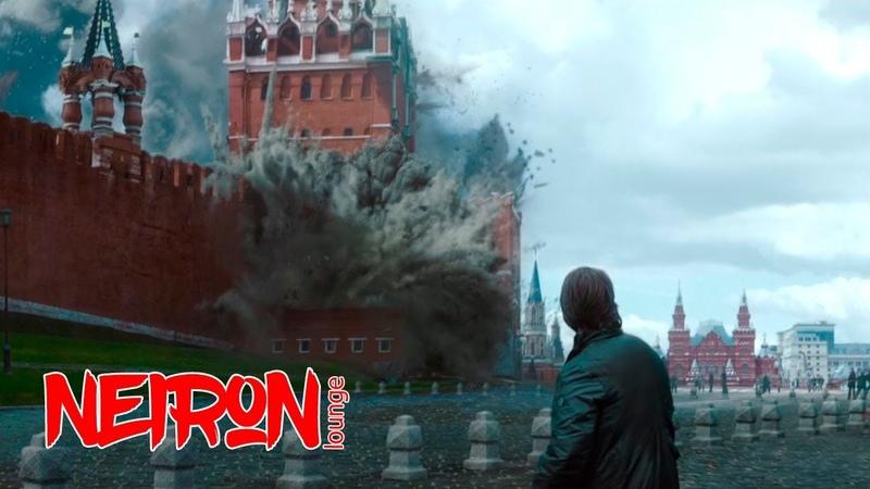 Взрыв Кремля. Момент из фильма Миссия невыполнима: Протокол Фантом — 2011