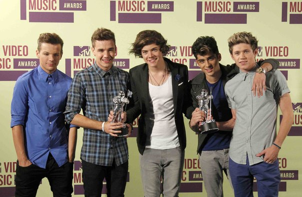 MTV Video Music Awards-2012