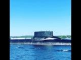 Самая большая подводная лодка в мире!