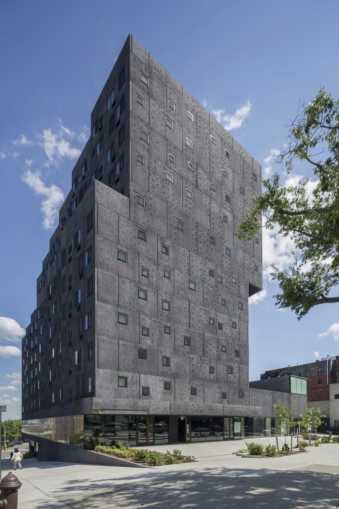 Жилой комплекс Sugar Hill, Нью-Йорк, США