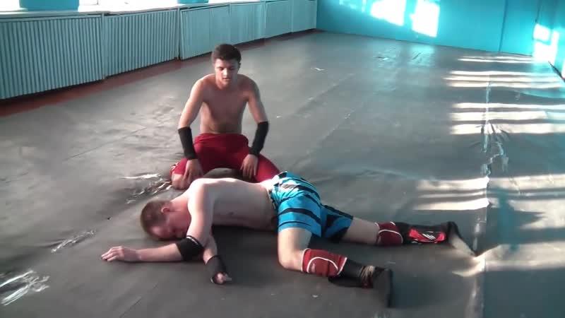 ROE FULL pro wrestling match (after long rest) (08 05 2013)