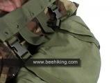 Part 2 Huge Internal Frame Military Field & Patrol Pack used as a Camping, Hiking Backpack
