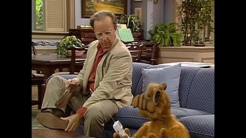 Alf Quote Season 3 Episode 9_Ты спишь