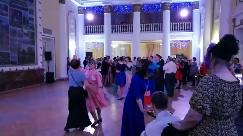 Инклюзивный бал в Центре культуры и искусств Верх-Исетский