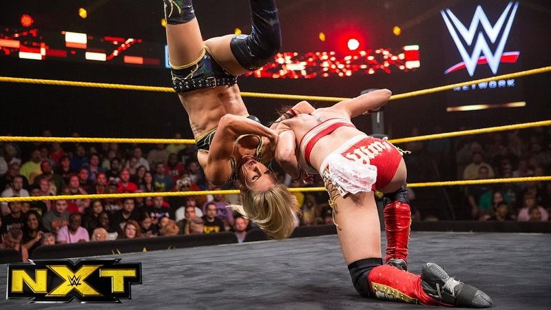 Charlotte vs. local competitor: WWE NXT, Dec. 4, 2014